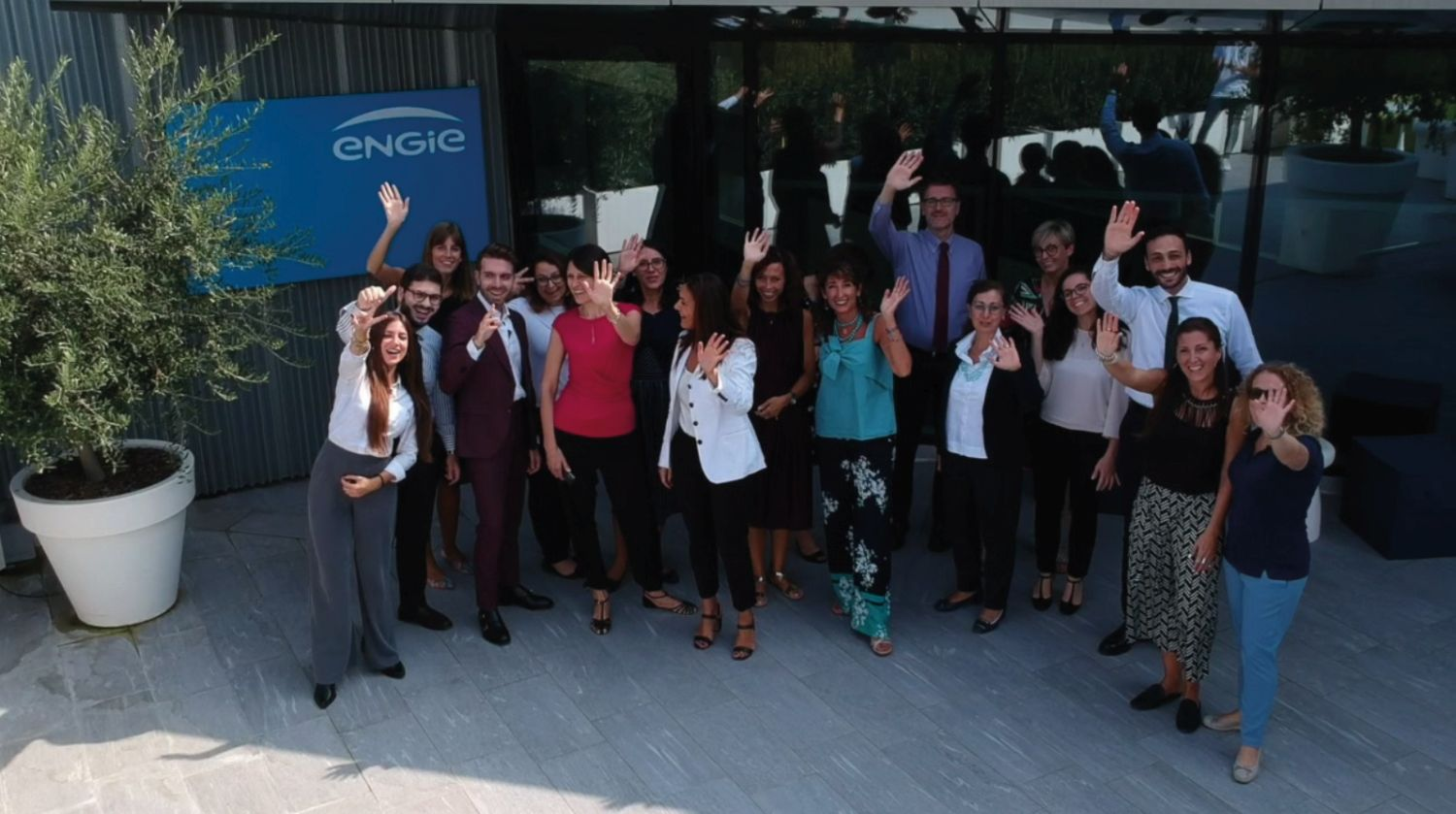 Engie, tra le 100 eccellenze Forbes in Energia