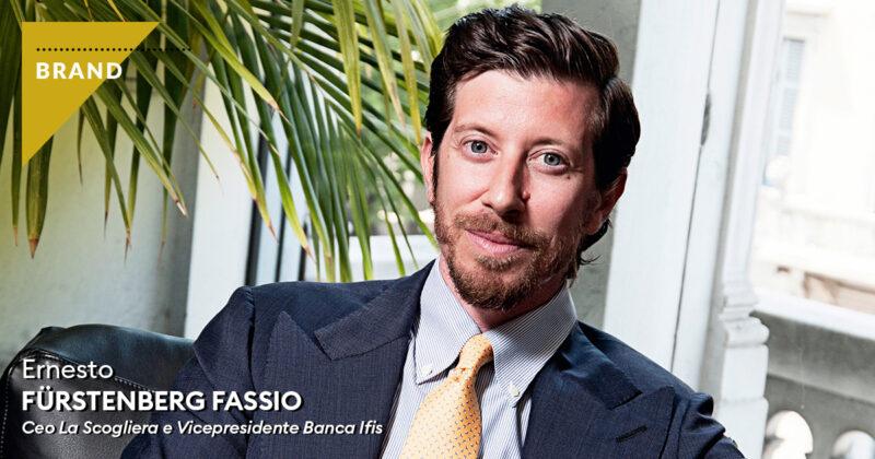 Ernesto Furstenberg Fassio Banca Ifis
