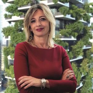 Giorgia Freddi, Axa 100 eccellenze csr Forbes