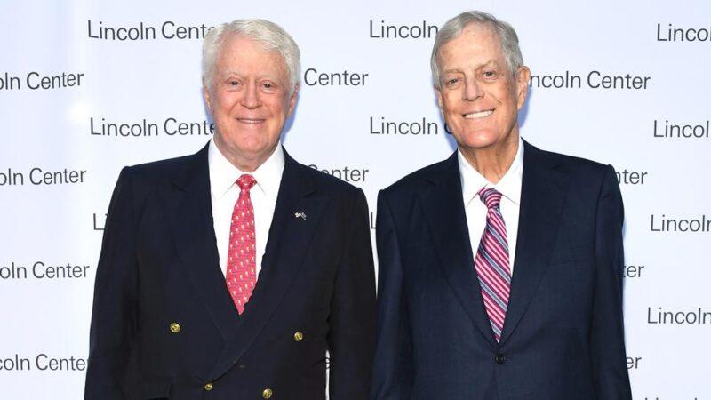 Miliardari fratelli Koch