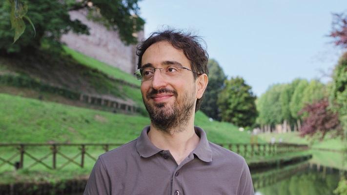 Nicola Baggio fondatore della startup OffGridSun