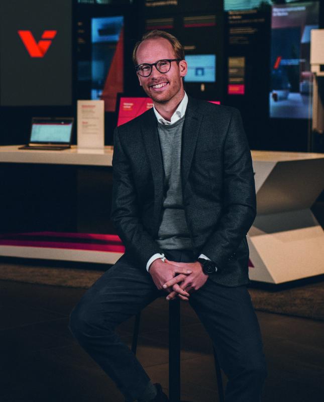 Maximilian Viessmann, CO-CEO del Gruppo Viessmann