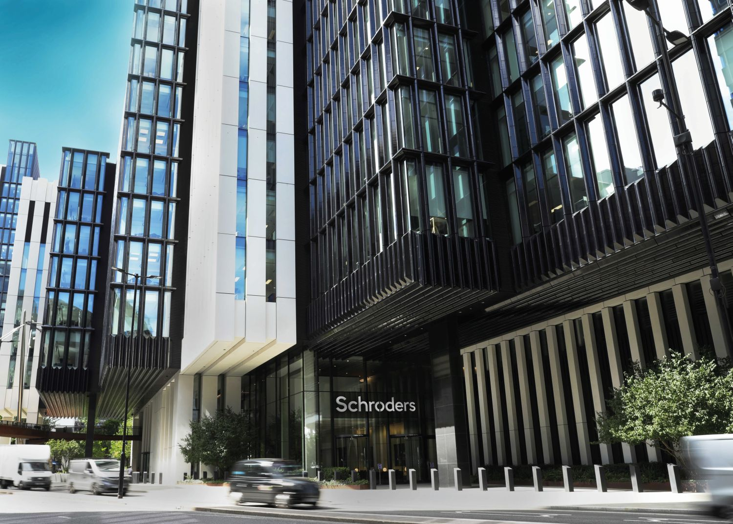 Schroders tra le 100 eccellenze Forbes in finanza