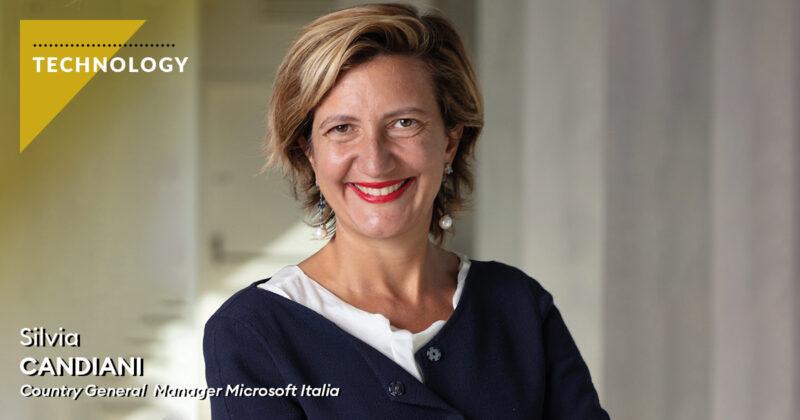 Silvia Candiani Microsoft