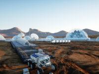 Space Economy: space architecture, costruire per vivere nello spazio