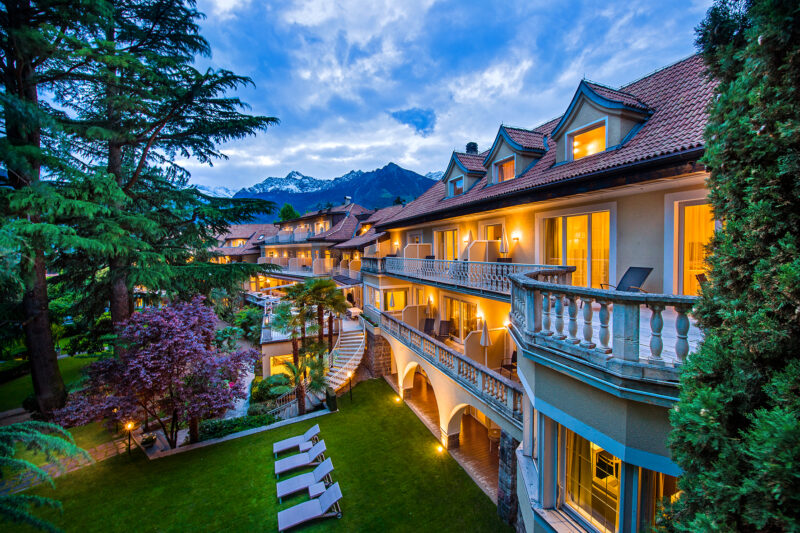 Villa Eden Merano covid safe hotel di Angelika Schmid