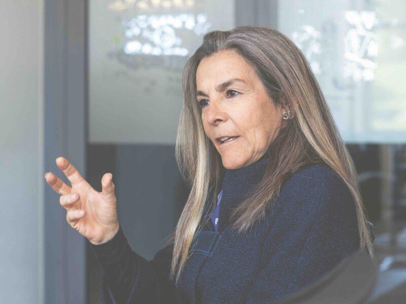 Barbara Borra, presidente e ceo di. Franke Home Solutions