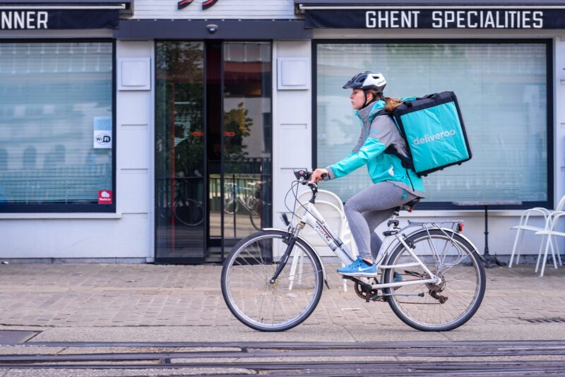 Deliveroo, ipo in Borsa