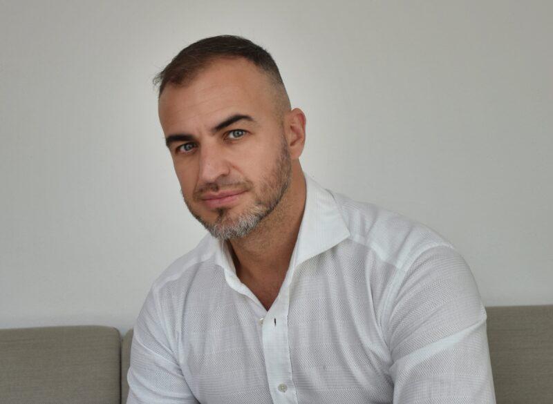 Federico Monti fondatore della startup Notarify