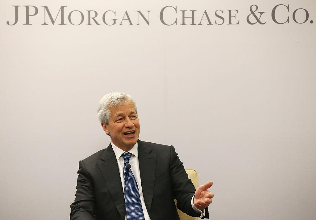 Jamie Dimon, ceo e presidente di JPMorgan