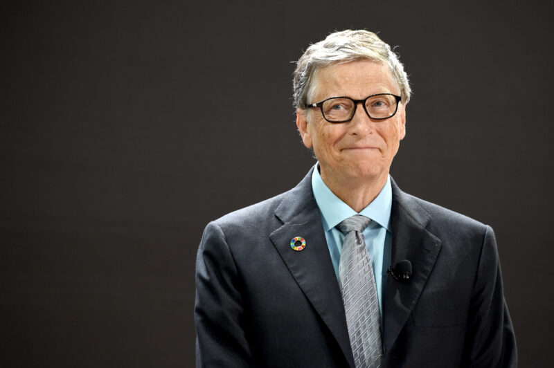 Bill Gates e Breakthrough Energy