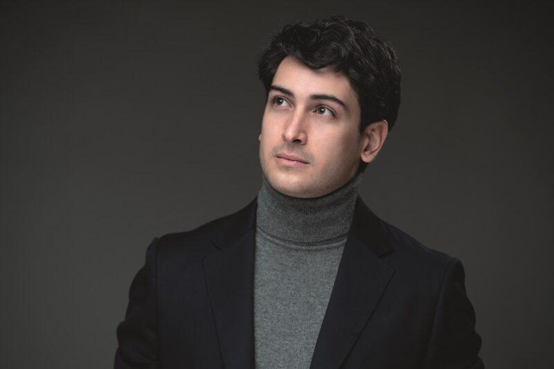 Michele Grazioli fondatore della startup Vedrai
