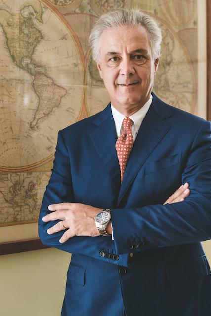 Pier Francesco Rimbotti, ceo di Infrastrutture