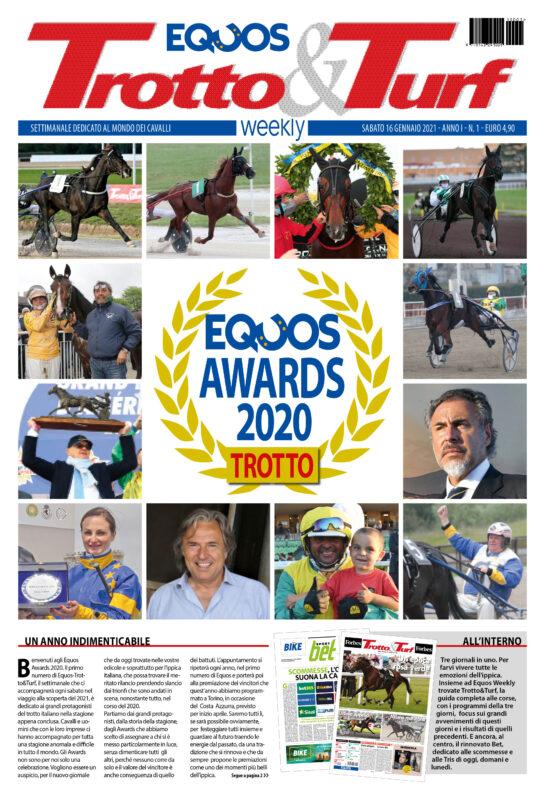 Equos Bfc Media primo numero