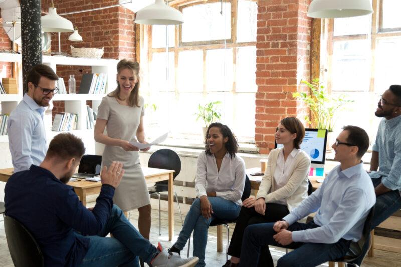 Formazione in aula: diventare manager del cambiamento