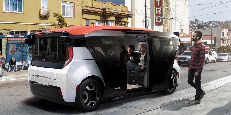 Accordo Cruise (GM)-Microsoft, auto a guida autonoma