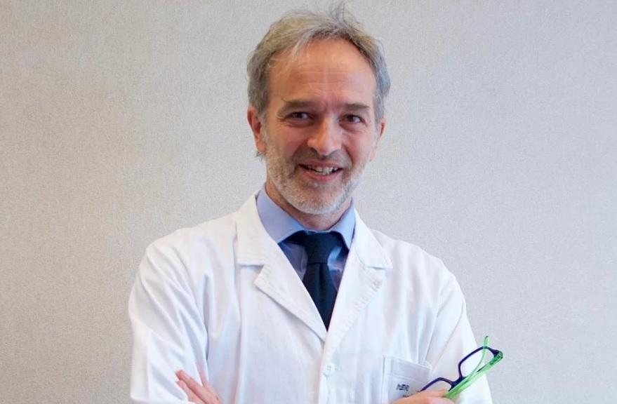 Il professore Gianvito Martino