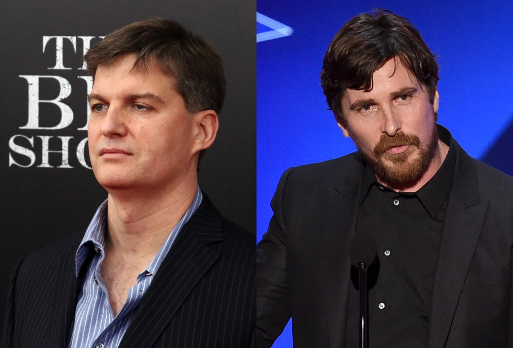 Michael Burry Christian Bale grande scommessa