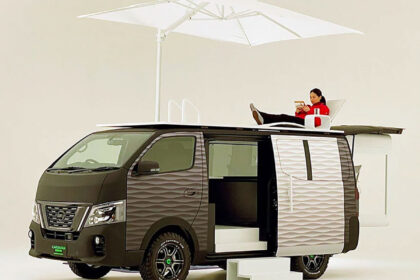 Nissan caravan office