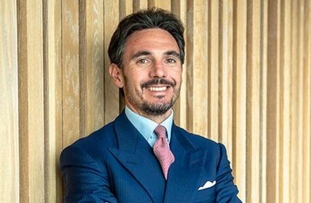 Sergio Marullo di Condojanni amministratore delegato di Angelini Holding