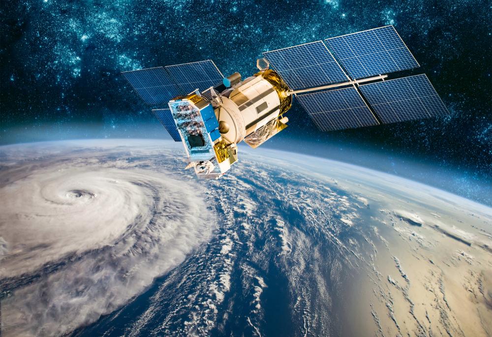 Space Economy: satellite nello spazio