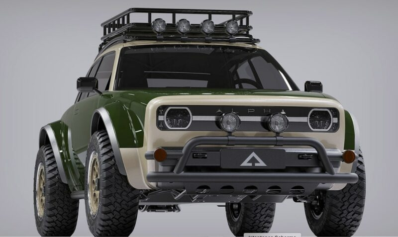 Alpha Motor Jax