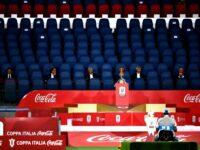 Coppa Italia finale tribuna