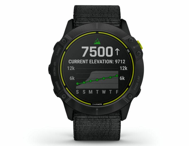 garmin enduro smartwatch