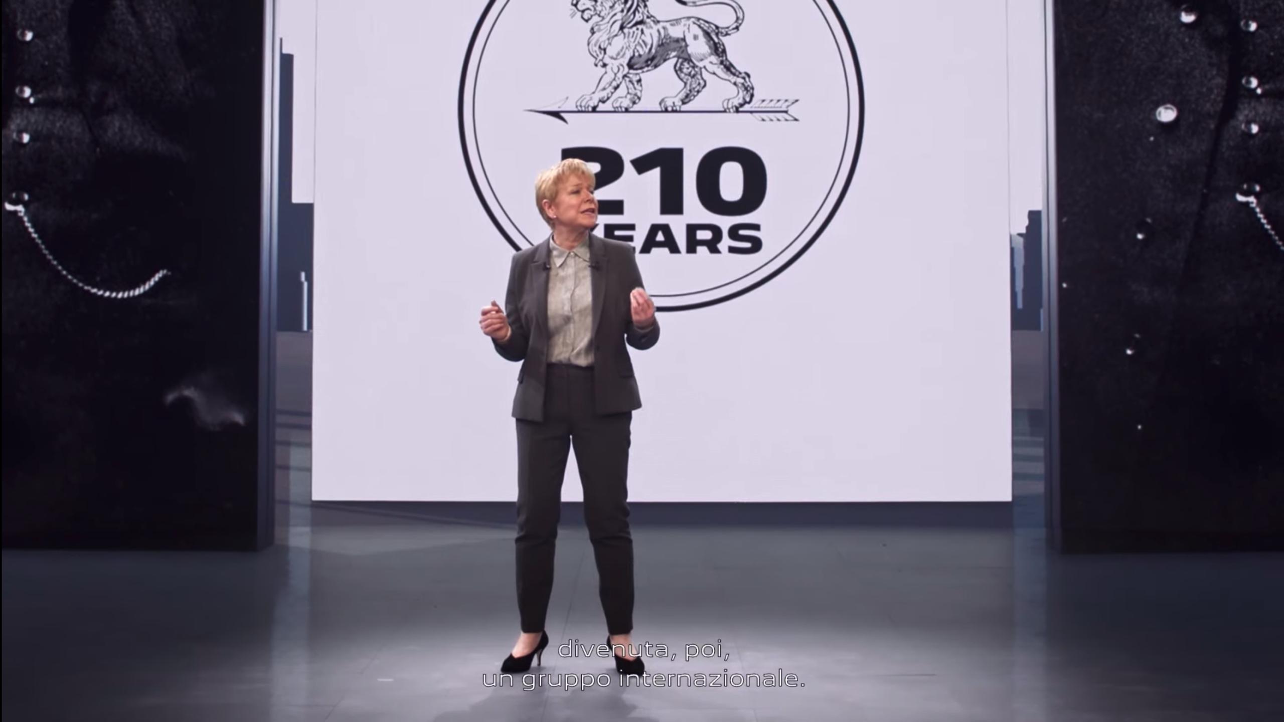 Linda Jackson, CEO Peugeot Brand