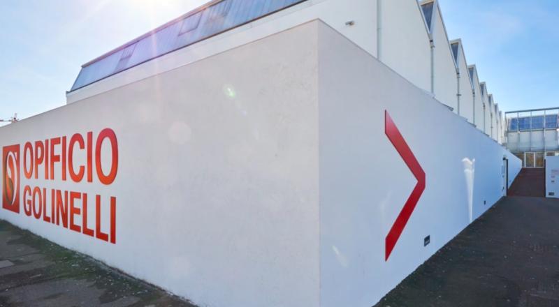 Opificio Fondazione Golinelli Andrea Zanotti
