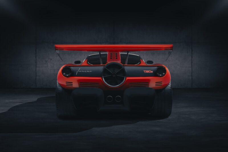Gordon Murray Automotive T50S Nicky Lauda