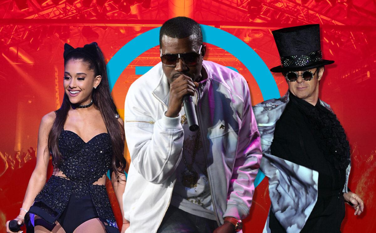 La terza puntata di Top Of The Forbes: i dieci cantanti più pagati nel 2020