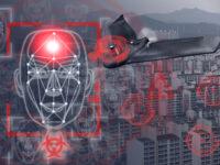Droni riconoscimento facciale