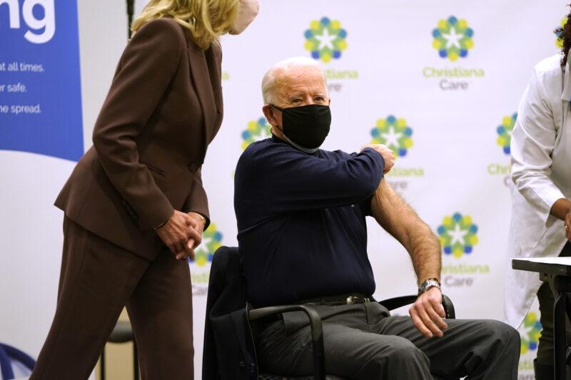 Joe Biden vaccino
