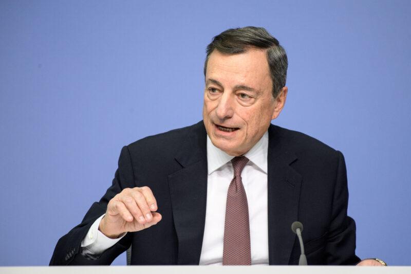 Mario Draghi giustizia Italia