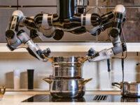 Moley robotics robot cucina