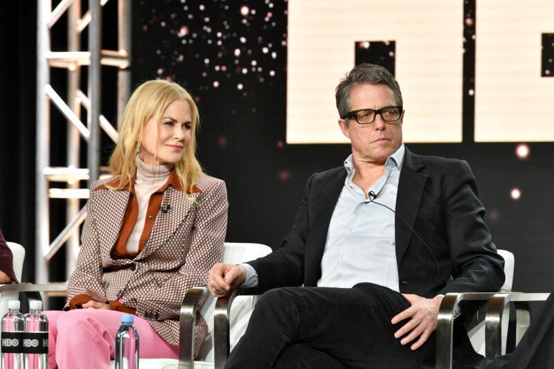 Nicole Kidman Hugh Grant The Undoing