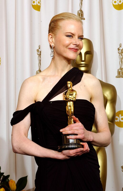 Nicole Kidman Oscar