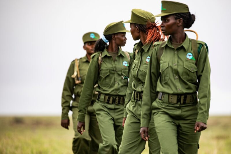 Roar Africa donne anti-bracconaggio