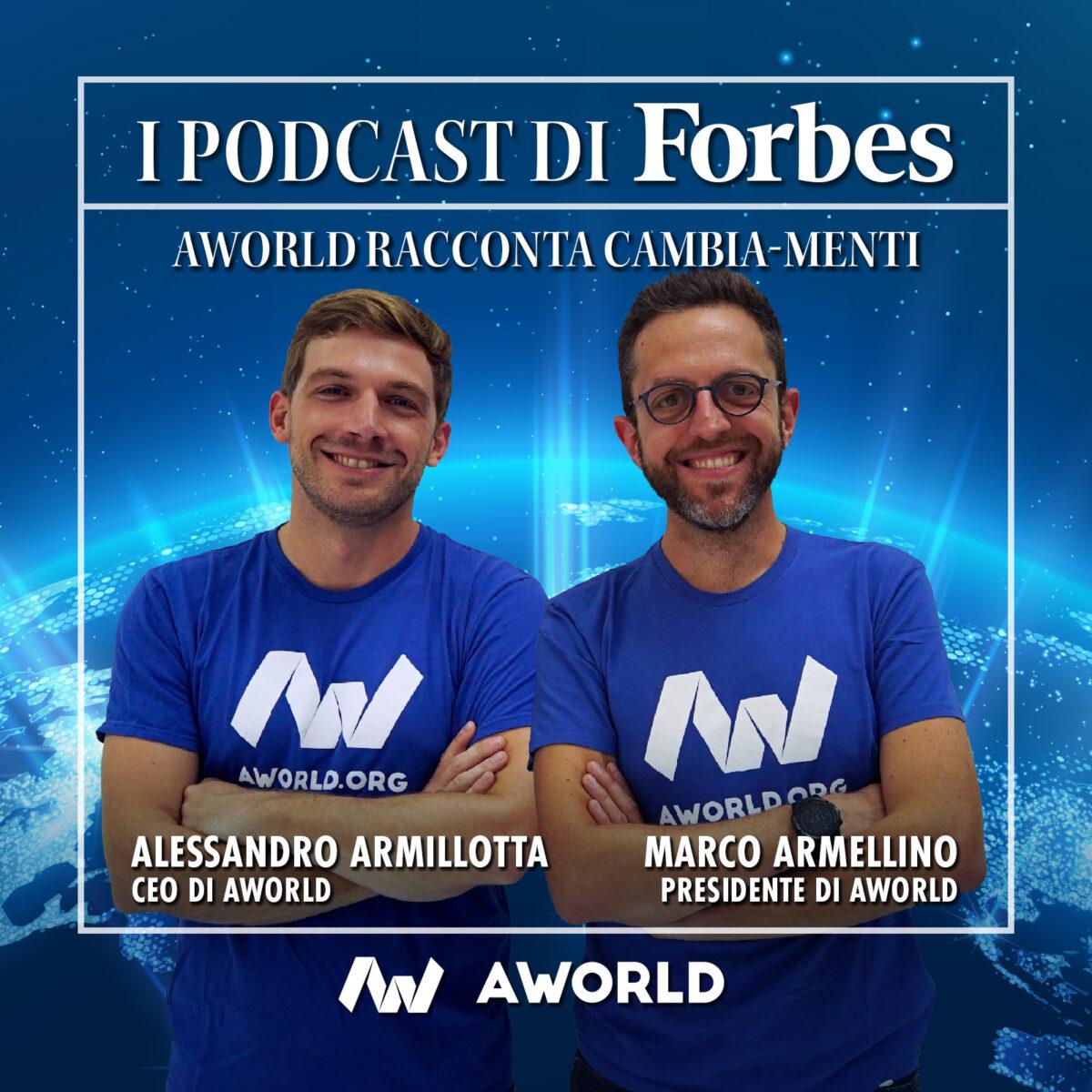 AWorld racconta Cambia-menti