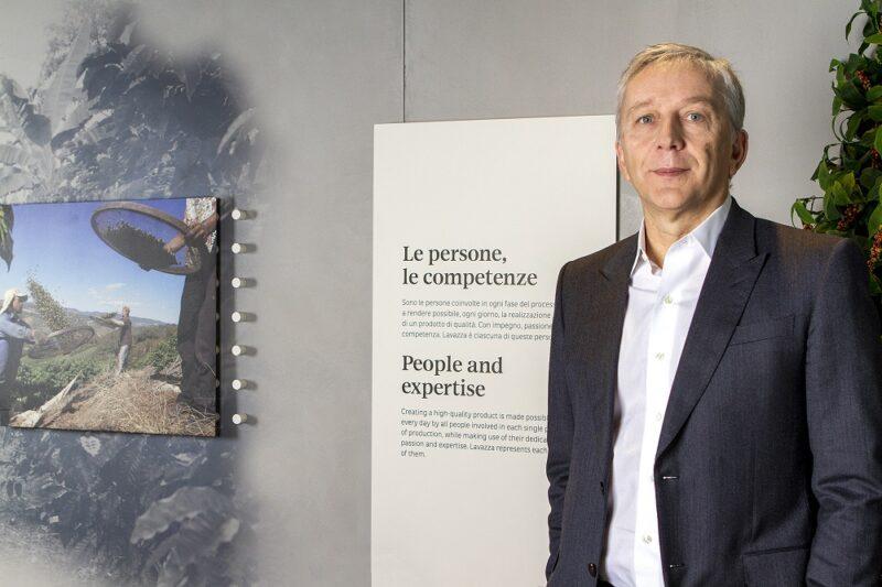 Enrico Contini Chief HR Officer di Lavazza