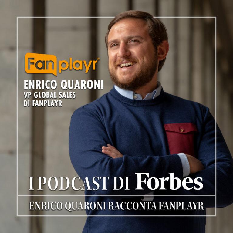 Enrico Quaroni racconta Fanplayr