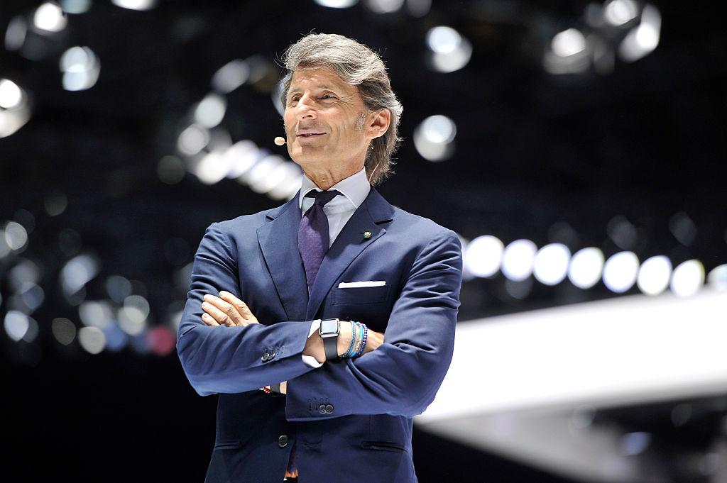 Stephan Winkelmann, ceo e presidente di Lamborghini.