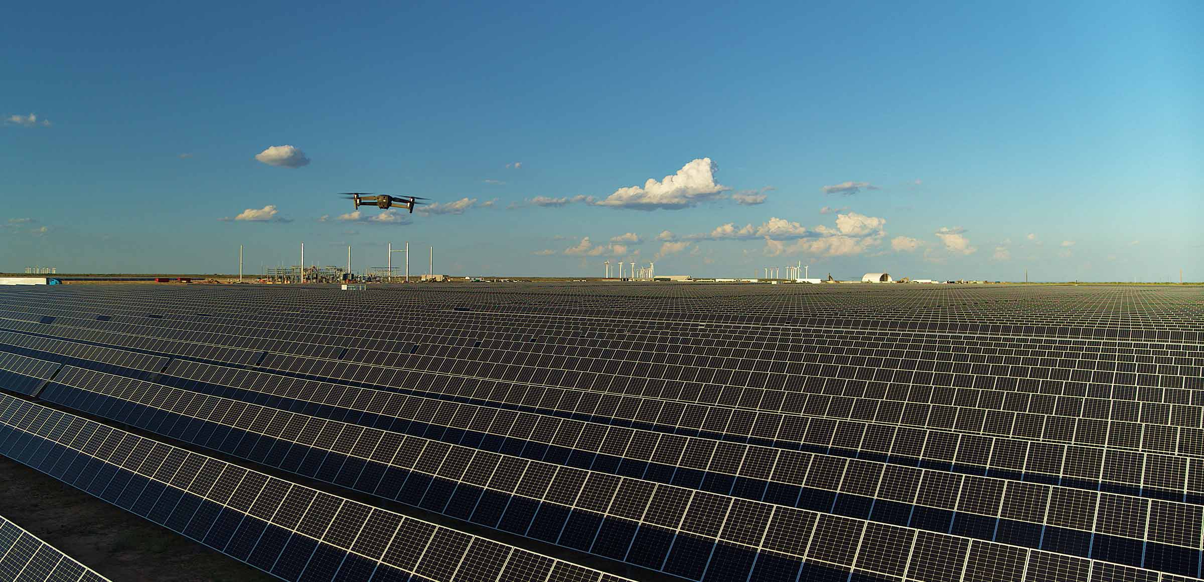 Fabio Bosatelli Enel Green Power droni