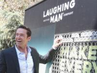 Hugh Jackman Laughing Man Coffee Company