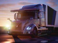 Volvo Aurora camion guida autonoma
