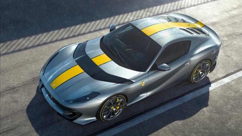 Ferrari V12 edizione limitata