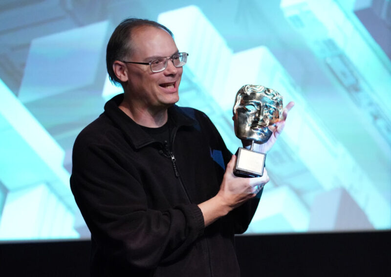 Tim Sweeney, ceo e founder di Epic Games