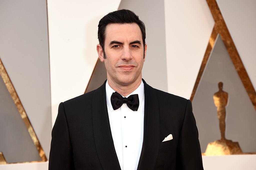 Sacha Baron Cohen Oscar