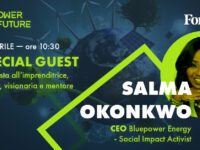 Salma Okonkwo Empower the future